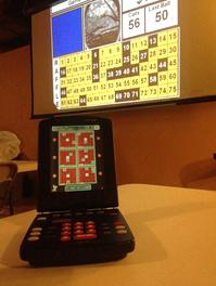 Bingo game w-space