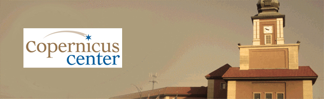 Copernicus Center Header w logo