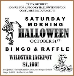 Halloween Bingo 2